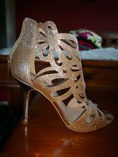 Kurt Guiger Gold Sandals Size 39