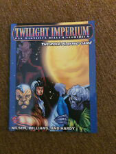 FFG / Fantasy Flight Games  - Twillight Imperium:The Roleplaying Game -