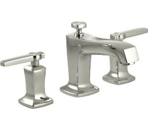 Kohler Margaux Widespread Bathroom Faucet K-16232-4-SN