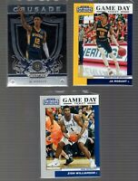 (3) 2019-20 Prizm Draft Picks Lot of Ja Morant-Zion Williamson Pelicans