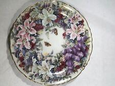"1994 ""Circle of Harmony"" by Lena Liu Porcelain Plate Bradford Exchange 3rd Issue"
