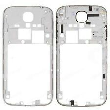 Samsung Galaxy S4 i545 L720 R970 Rear Back Housing Middle Bezel Frame Silver New