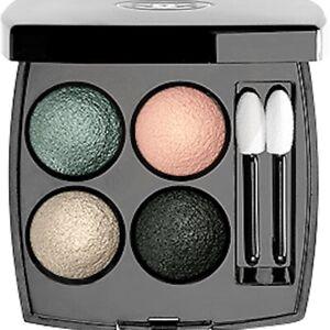 CHANEL Les 4 Ombres Multieffect Quadra Eyeshadow Palette NEW 232 Tisse Venitien