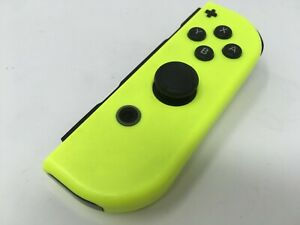 Nintendo Switch Joy-Con Right Gamepad Controller - Neon Yellow Joycon