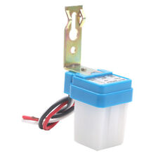 Auto On Off Street Light Photocell Photoswitch Sensor Switch Control DC 12V 10A