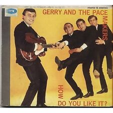 GERRY AND THE PACEMAKERS - How do you like it? - CD 1997 NEAR MINT COVER VG+