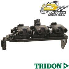TRIDON IGNITION COIL FOR Kia Sportage KM 04/05-06/10,V6,2.7L