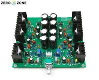 Assembeld JLH HOOD1969 Class A Headphone Amplifier Board / Preamp Board
