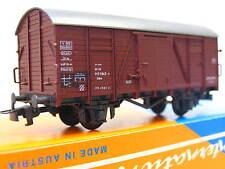 Roco H0 4305 ged. Güterwagen Gklm DB OVP (Q7454)