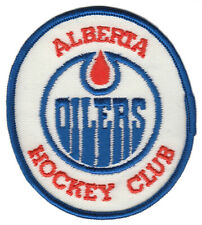 "1972-73 ALBERTA OILERS WHA HOCKEY VINTAGE 3.5"" DEFUNCT TEAM PATCH"