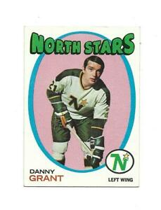 1971-72 Topps:#79 Danny Grant,North Stars