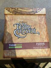 NEW in box Dark Crystal Fizzgig 1:1 Scale Replica Puppet Jim Henson ThinkGeek