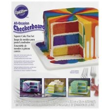 Wilton Checkerboard Square Cake Pan