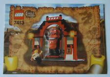LEGO® Bauanleitung / Instruction Nr. 7413