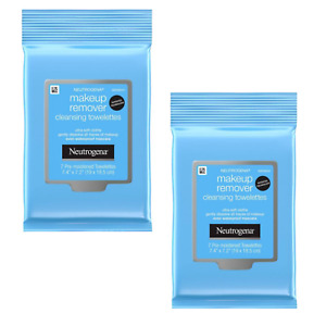 NEUTROGENA Cleansing Makeup Remover Facial Wipes 2 Packs