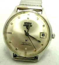 GREAT USED HAMILTON ARMCO ELECTRONIC DATE WATCH HAMILTON WATCH