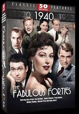 The Fabulous Forties [50 Movies] (Port of New York + Guest in the House + Jungle