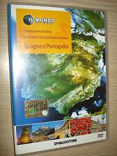 N° 1 IL MONDO IN DVD SPAGNA E PORTOGALLO ANDORRA SANTIAGO ARABI IN SPAGNA