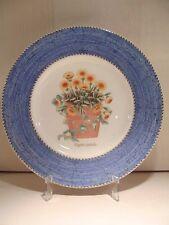 Wedgwood Sarah´s Garden Teller flach 20 cm blau