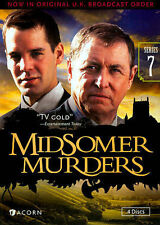 Midsomer Murders - Set Seven (DVD Green Man / Bad Tidings / The Fisher King / S