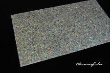 Paua Sparkle Veneer Sheet (MOP Shell Overlay Nacre Abalone Mother of Pearl)