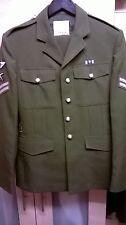 BRITISH ARMY ROYAL TANK REGIMENT No2 DRESS UNIFORM