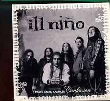 ILL Nino / Confession - Card Sleeve Promo