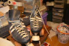 Vintage Riddell Roller Derby Black Roller Skates - Mens- Size 7?