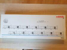 Märklin 94022 Wagen-Set Kunstkalender um 1998, Spur H0, Anhänger *neuwertig*