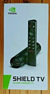 NVIDIA Shield TV 4k Media Streamer - Black