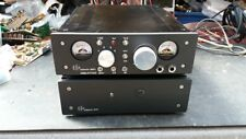 Integrated (Quad) 405c Stereo Power Amp - VU Meters 4 Inputs Tape I/O Headphones