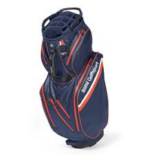 Original BMW Golfsport Golf Cart Bag + BMW Golf Schlägertuch 80222446386 2446382