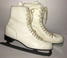 Royal Canadian Icecablades Vintage Ice Skates Size 10-Very Rare Vintage-Ships 24