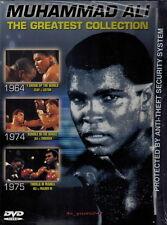 Muhammad Ali - The Greatest Collection | DVD NEU