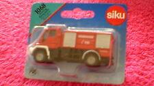 """Siku - #1068 Mercedes-Benz Unimog Fire Engine - Red & Silver """"Feuerwehr 112"""""""