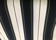 """Fabric 1/2 yard  x 54"""" wide new 100% cotton Home Collections MM Designs stripes"""