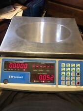 New Listingbrecknell B140 Digital Counting Scale Capacity 30kgx0001kg 60lb X0002lb