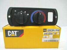 CATERPILLAR CONTROL PANEL 248-4220 OEM NEW EXCAVATOR EQUIPMENT EXCAVATOR