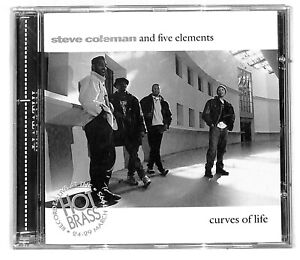 EBOND  Steve Coleman And Five Elements – Curves Of Life CD CD033155
