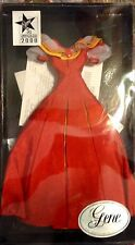 Doll Outfit Heart'S Afire By Ashton Drake For Gene Doll Nib