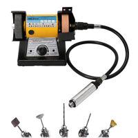 Multi Mini Electric Bench Grinder Rotary Shaft Engraving Polishing Machine 280W