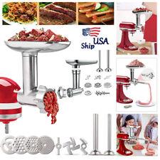 Kitchen Food Meat Grinder Sausage Stuffer Attachment For KitchenAid Stand Mixer