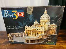3D Puzzle St. Peter's Basilica