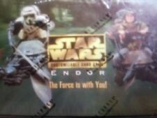 Star Wars CCG Endor SINGLES BASICS Select Choose NrMint-MINT SWCCG
