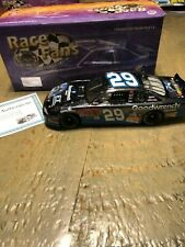 2002 Kevin Harvick  ACTION Diecast NASCAR CHROME ET Toys R US SONIC GM REAL TREE