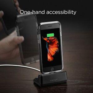 NEW Spigen S315 Apple iPhone Stand Charging Dock Station Desktop Holder  (bx2)