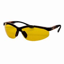 Eschenbach Solar 3 Sunglasses- Yellow Lens, Low Vision, Low Glare, UV Protection