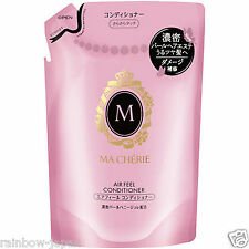 New Shiseido MA CHERIE Air Feel Conditioner 380ml Refill Hair Care Damage Care