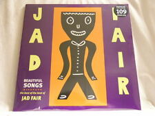 JAD FAIR Beautiful Songs Best of the Best SEALED LP plus download code