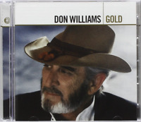 Don Williams - Anthology (2-CD set) • NEW • Best of, Greatest Hits, Gold